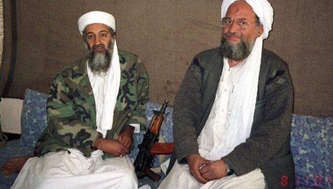 Bin Ladena pēctecis 'Al Qaeda' vadībā slavē viņa labsirdību