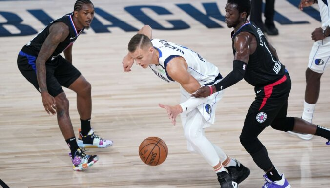 """Порзиньгис заявил о готовности стать чемпионом НБА после второго матча с """"Клипперс"""""""