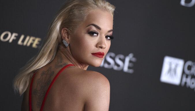 'Jaunajā vilnī' Sočos uzstāsies arī britu popzvaigzne Rita Ora