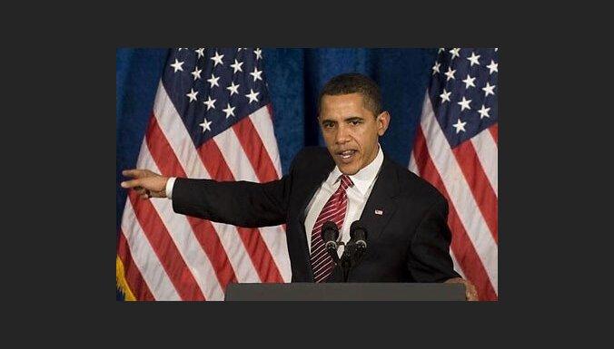 Obama: Izraēlai ir jāatgriežas 1967.gada robežās