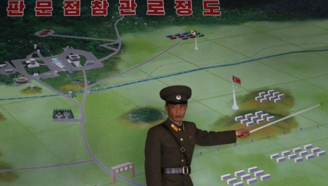После запуска ракеты КНДР на орбите появились три объекта