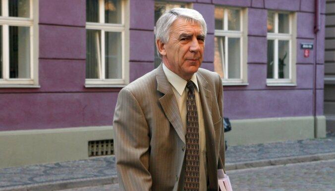 Daugavpils pilsētvidē plāno iemūžināt bijušā mēra un Saeimas deputāta Vidavska piemiņu