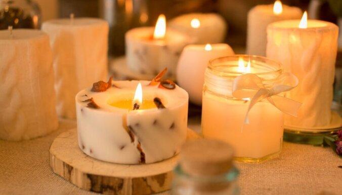 'Tava Māja' dara: soli pa solim, kā mājas apstākļos izliet sveces