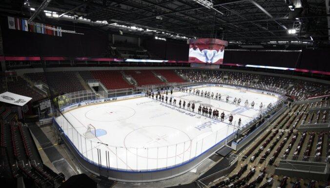 Rīgas 'Dinamo' noslēgusi līgumu ar čehu uzbrucēju Červeniju