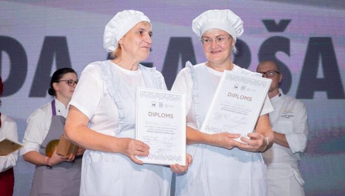 Noskaidrots Latvijas gada pavārs, labākie mazo ražotāju produkti un labākie publiskā sektora ēdinātāji