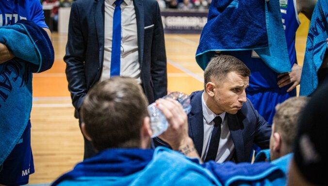 'Ogres' un 'Ventspils' basketbolistiem pārliecinošas uzvaras pret Igaunijas komandām