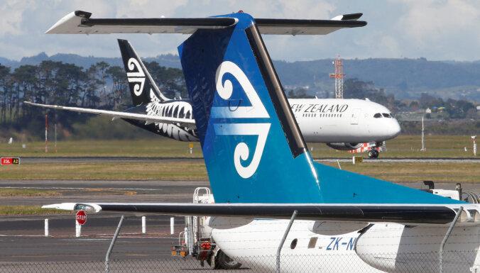 Лучшей авиакомпанией в мире признана Air New Zealand