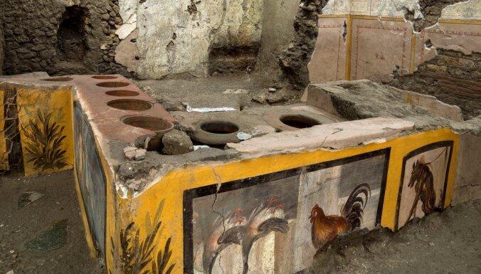 Античный фастфуд. В Помпеях откроют древний ресторан быстрого питания