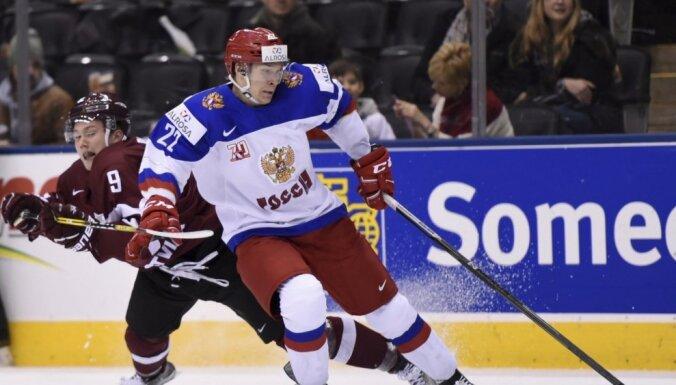 Хоккеисты Латвии на Кубке Черного моря стартовали матчем с россиянами