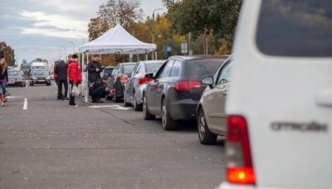 Pie lielveikaliem Rīgā varēs bez maksas pārbaudīt sava auto tehnisko gatavību ziemai