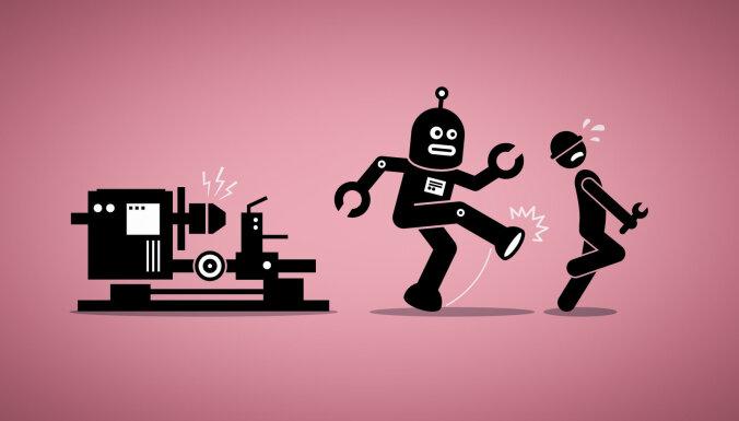 Между роботами и гастарбайтерами. Прогнозы: что ждет латвийский рынок труда?