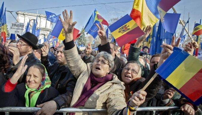 Россия поставила Молдову перед выбором: СНГ или ЕС