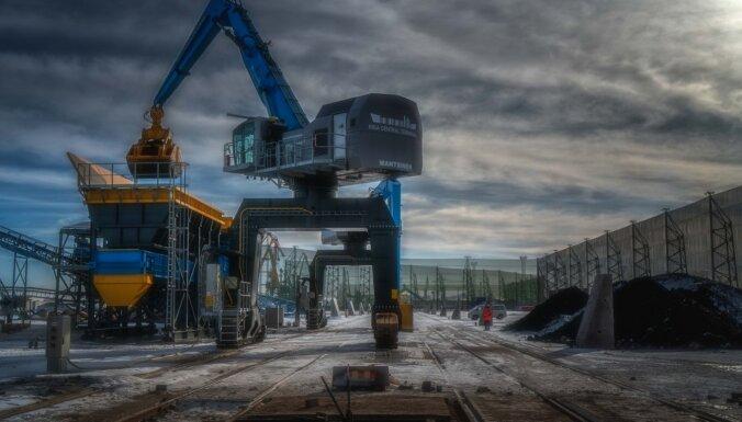 Стремительное развитие российских портов продолжает изменять исторические маршруты транзита грузов