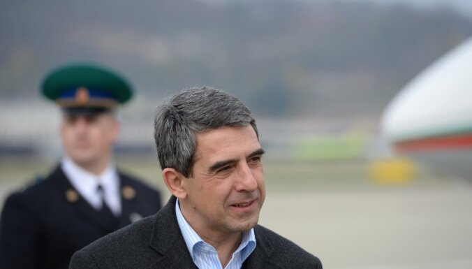 Президент Болгарии отказался ехать в Москву на 9 мая