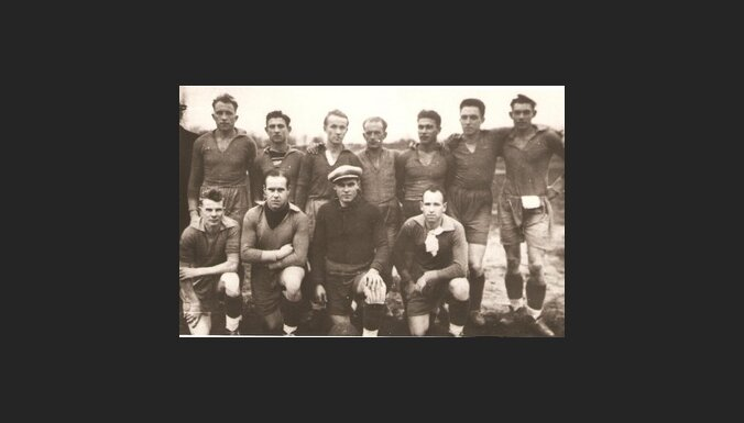 'Futbols pilsētā': Kuldīgas futbola vēsture