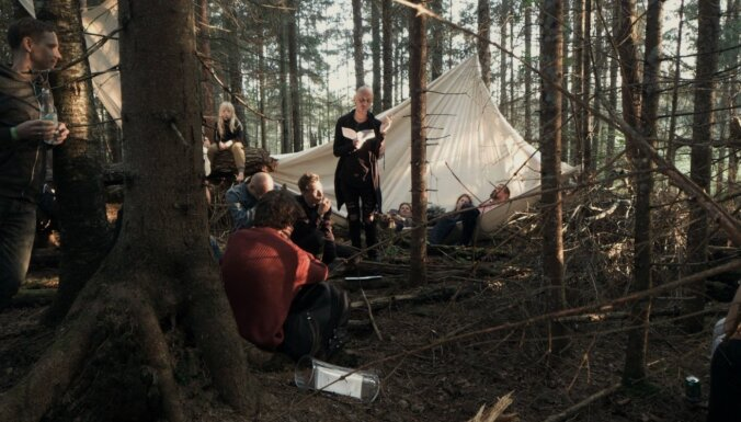 Izstādē 'Savvaļa' uzstāsies Smiltenes pūtēju orķestris un dzejnieki