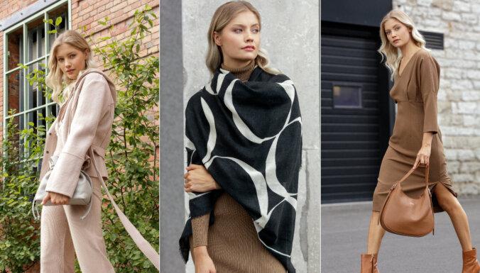 'Ivo Nikkolo' jaunā kolekcija iedrošina sievietes izteikt savu būtību caur modi