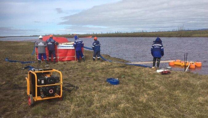 В Норильске задержали трех топ-менеджеров ТЭЦ-3 по делу о разливе дизтоплива