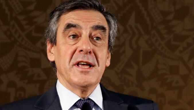 Опрос: Франсуа Фийон победил на теледебатах кандидатов в президенты Франции
