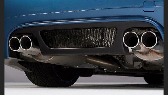 Slovēnija jauniem automobiļiem nosaka bargus kaitīgo izmešu ierobežojumus