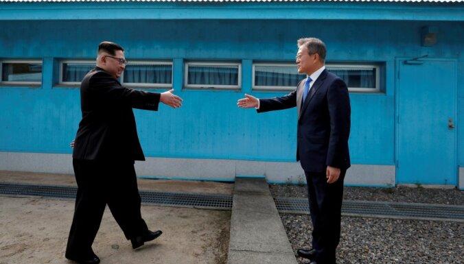 Власти КНДР отменили встречу с Южной Кореей