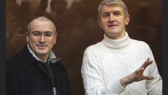 Hodorkovski atzīst par vainīgu atkārtotajā 'Jukos' prāvā (17:30)