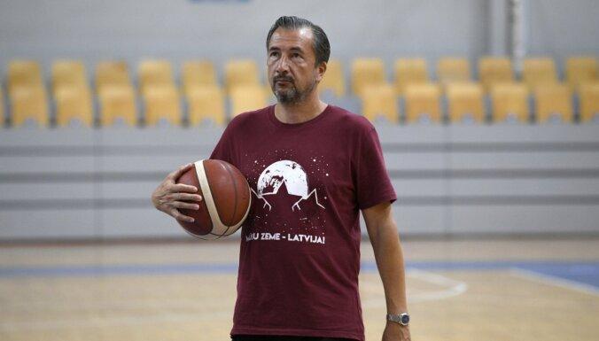 Banki: Latvijas basketbolisti spēja pieskaņoties un uzlabot sniegumu