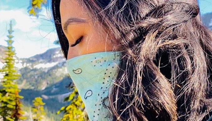 Пандемия коронавируса вернула в моду банданы