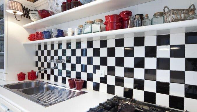 8 причин сменить кухонные шкафчики на открытые полки