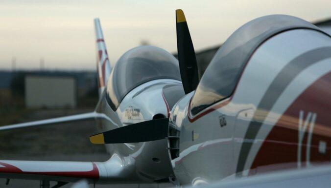 Nākamgad plāno eksportēt vismaz desmit Latvijā ražotas lidmašīnas