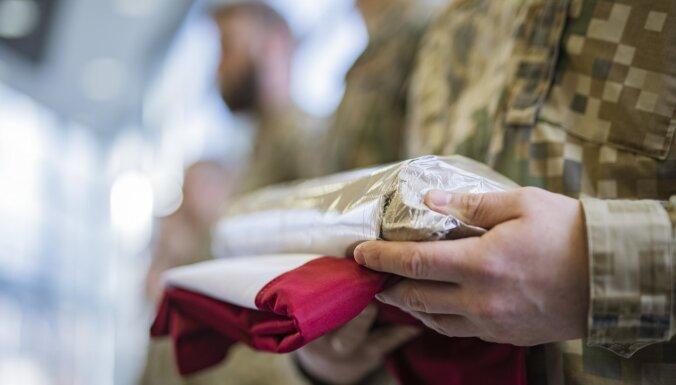 Uz starptautisko operāciju Kosovā dosies pirmā Latvijas karavīru rotācija