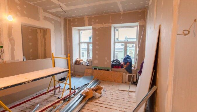 Nesaskaņota mājokļa pārbūve: kas par to jāzina