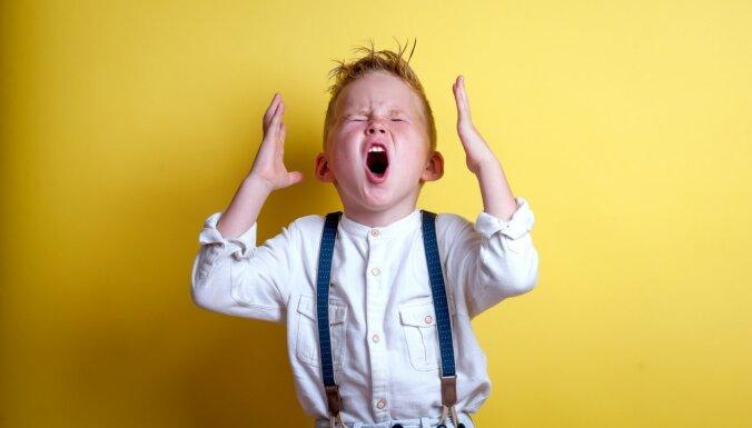 Kā bērnam palīdzēt izteikt 'aizliegtās' emocijas – dusmas