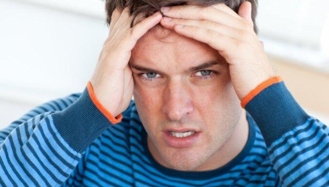 Galvassāpju cēlonis var būt celtniecībā vai remontā izmantotie materiāli