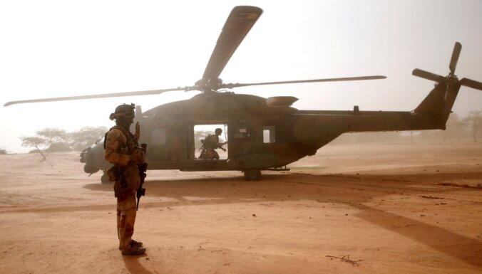 Francija sākusi bruņoto spēku atvilkšanu no Mali ziemeļiem