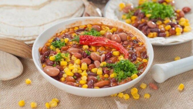 Вегетарианский Chili Con Carne