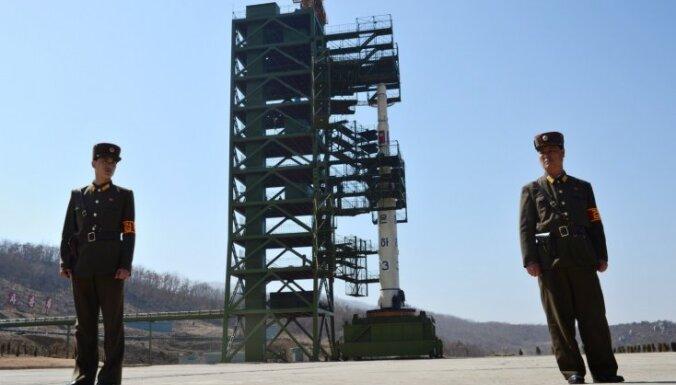 Северная Корея объявила об испытании нового тактического оружия