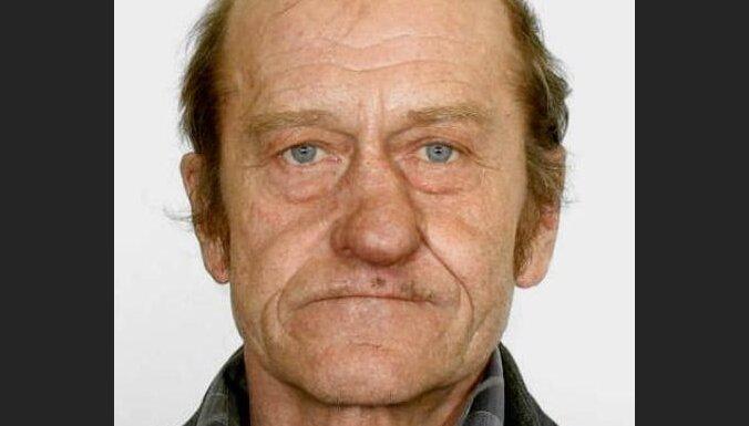 Saldus policija meklē bezvēsts pazudušu vīrieti