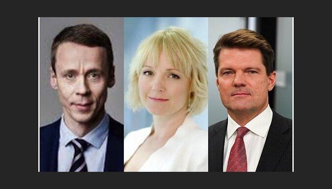 Названы руководители объединенного банка Nordea и DNB в странах Балтии