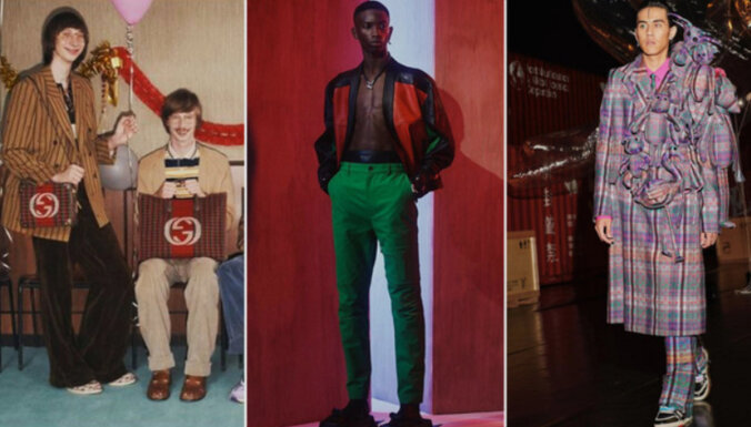 В шелках и коже: каким должен быть мужчина в этом сезоне