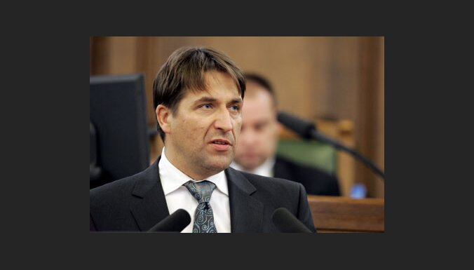 Latvijas-Krievijas starpvaldību komisiju vadīs Kampars