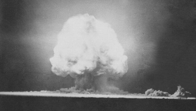 Ученые: от ядерных испытаний Франции пострадали 110 тысяч человек