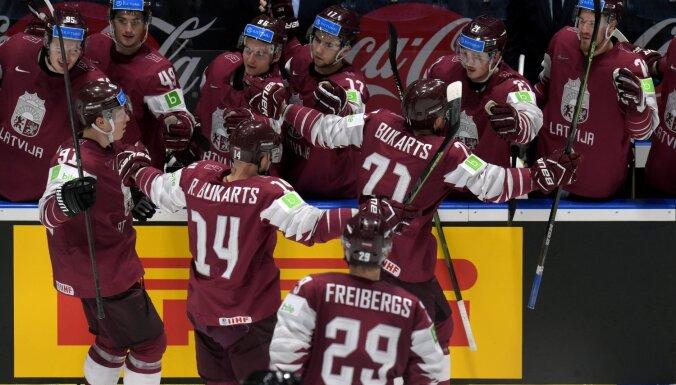 Zviedrijas izlases treneris: Latvijai ir ļoti talantīga hokeja komanda