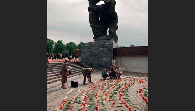 9 мая у Памятника освободителям