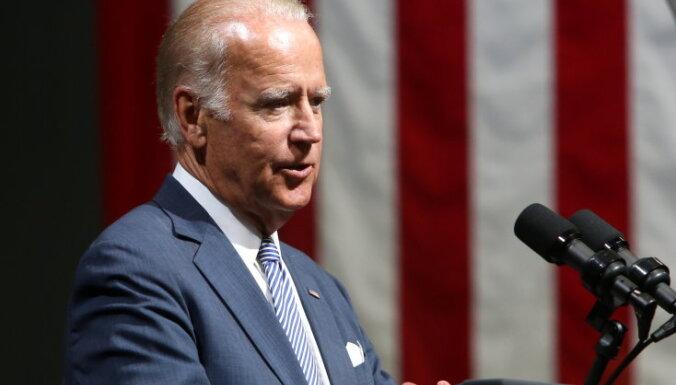 Байден: США защитят своих союзников