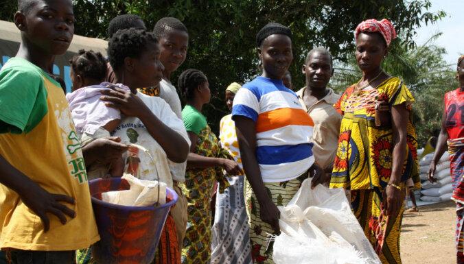 Пиебалгс: новая волна беженцев может прибыть из Мали и Нигерии