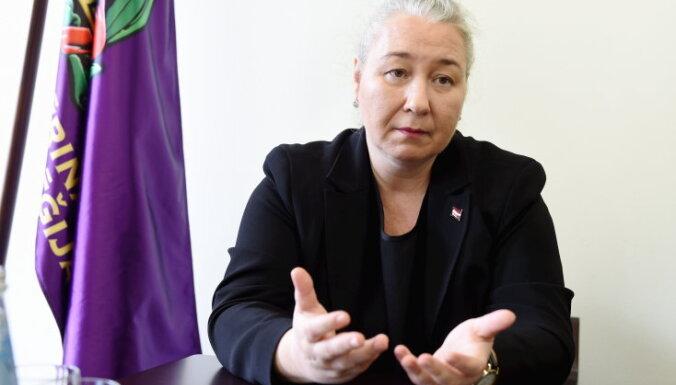 Илона Кронберга покидает должность руководителя ГИЗП
