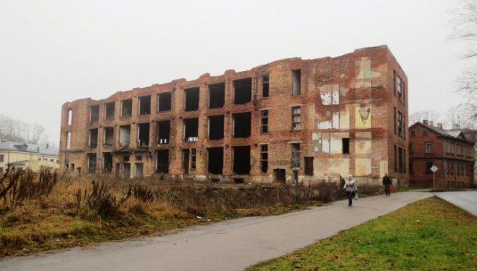 "Рижские власти взялись за ""мегапроект"" Tekstiliana"