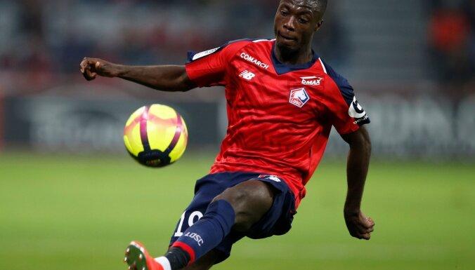 Kotdivuāras futbolists Pepe pievienojas Londonas 'Arsenal'