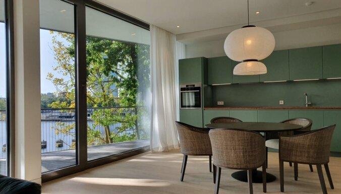 ФОТО: Как выглядит демонстрационная квартира в проекте River Breeze Residence?